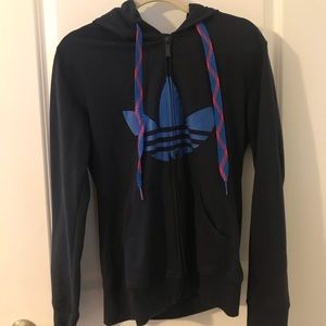 Adidas Women's Zip-Up Jacket
